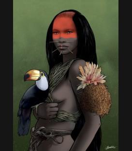 Yanomami green