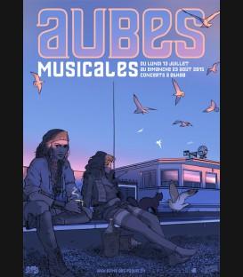 Aubes musicales 2015